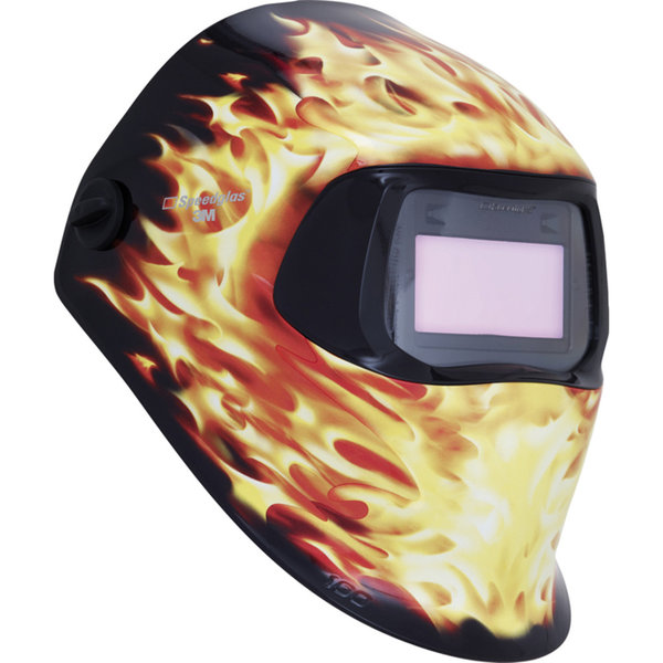 welding helmet 100 graphics Blaze, 4/8-12