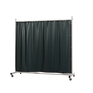 Robusto Welding Screen 215 cm with curtains
