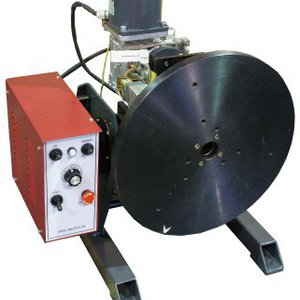 welding positioner D-BYT with spindle bore
