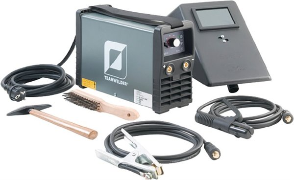 Stick welder MMA 160 Set