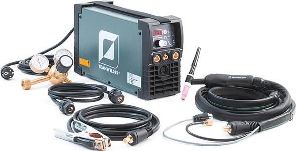 TIG welder 180 CD puls